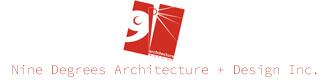 Nine Degrees Architecture + Design Inc.